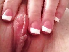Amateur, Close Up, Masturbation, Shower