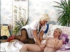 Anal, German, Mature, Vintage