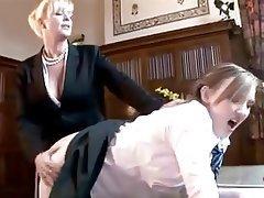 British, Lesbian, Stockings