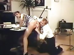 Anal, Hairy, High Heels, Stockings, Vintage