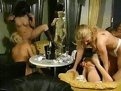 Lesbian, Orgy