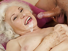 BBW, Mature, Old and Young, Granny