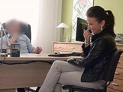 Office, Teen, Webcam