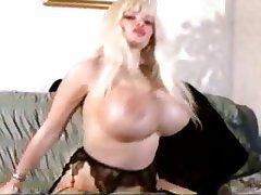 Big Boobs, Blonde, Pornstar