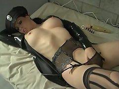 Babe, Big Tits, Masturbation, MILF, Stockings