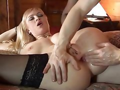 Jean. our Double blowjob two girls she has sexyass face