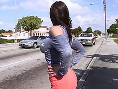 Ass, Babe, Big Tits, Brunette