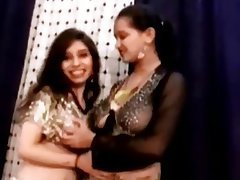 Big Boobs, Indian, Lesbian, Nipples