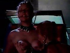 BDSM, Lesbian, Brunette, MILF