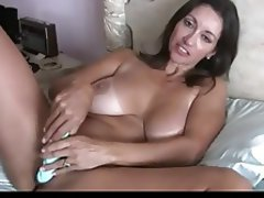 Big Boobs, Masturbation, MILF, Pornstar