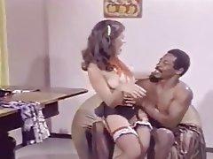 Cumshot, Interracial, Pornstar, Stockings, Vintage