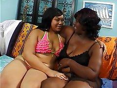 Lesbian, BBW, Brunette, Mature