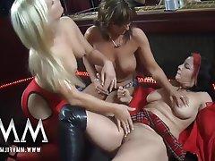German, Lesbian, Mature, MILF, Teen