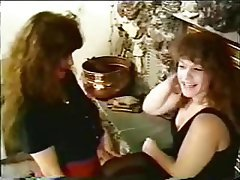 Lesbian, Mature, Old and Young, Stockings