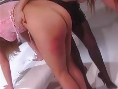 BDSM, Lesbian, Blonde, Redhead